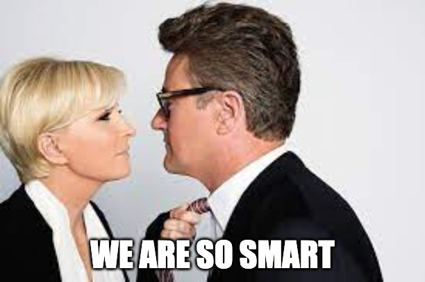 Joe Scarborough Says Refusing Mask Mandates And, Vaccine Passports Means You Are A Lunatic
