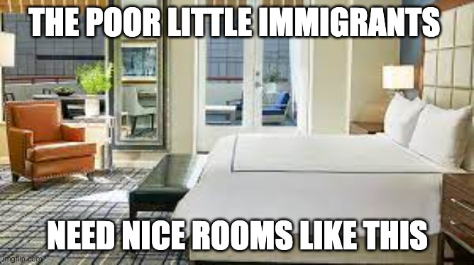 Taxpayers Are Paying Almost $400 A Night For Hotels For Illegals