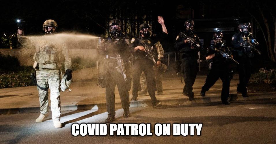 Canada Government Will Kidnap You If You Test Positive For Covid