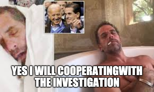 Hunter Biden Says He Is Cooperating Completely With Federal Investigation