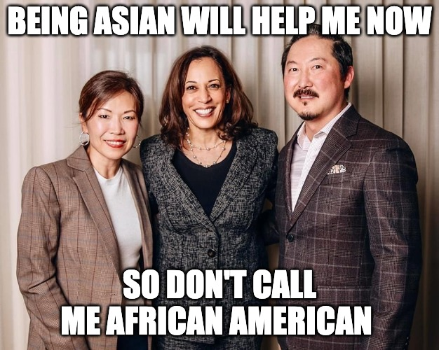 Kamala Harris Is Now The First Asian Vp And Not African American