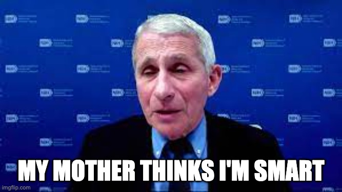 Moron Fauci Is Too Busy To Talk About The Immigrants Crossing The Border