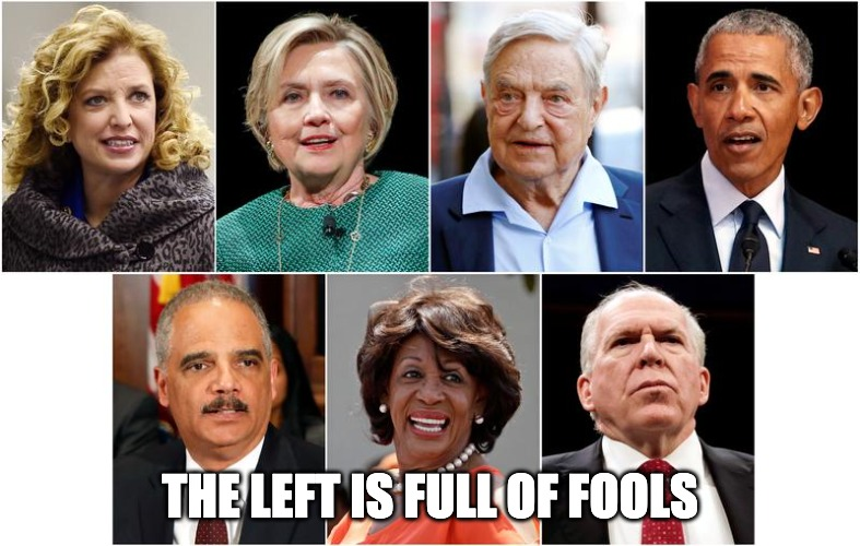 Maybe Those On The Left Are Not As Smart As We Think