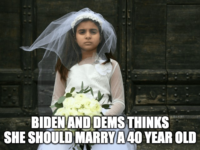Biden Admin Bring Child Molester Afghan Men, And Those Who Beat Their Wives To America